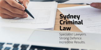 Sydney Criminal Law Specialists